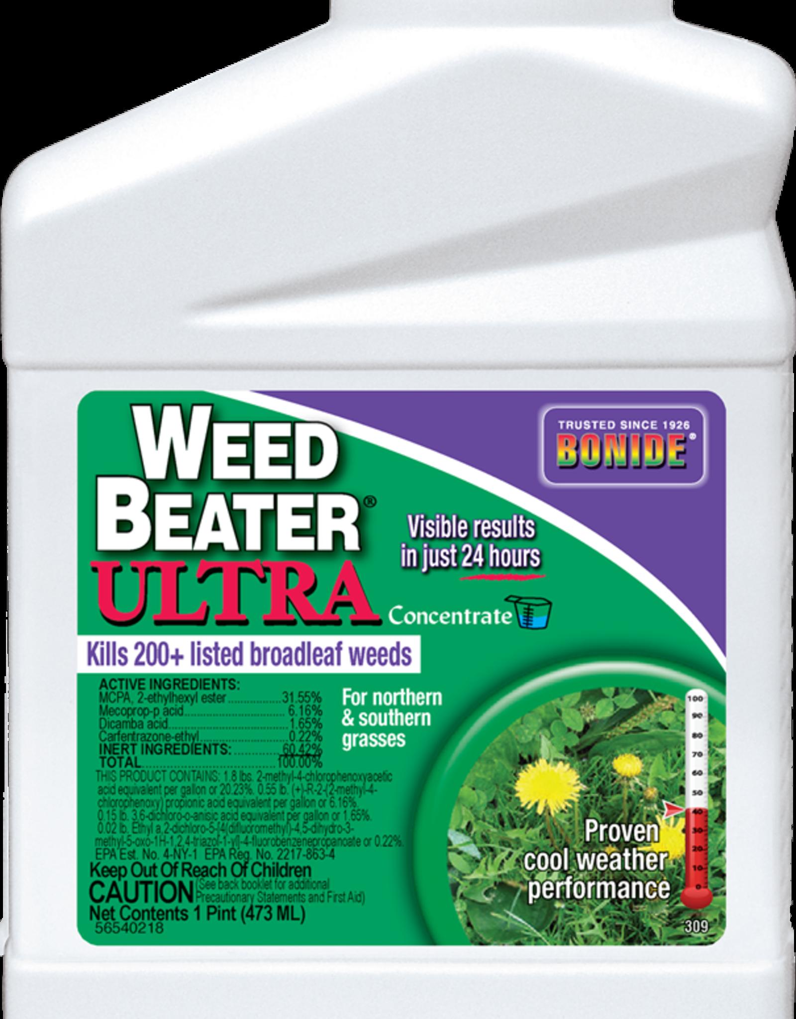 BONIDE PRODUCTS INC     P BONIDE WEED BEATER ULTRA CONC 16OZ