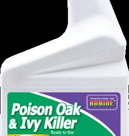 BONIDE PRODUCTS INC     P BONIDE POISON IVY & OAK KILLER (READY TO USE) 32OZ