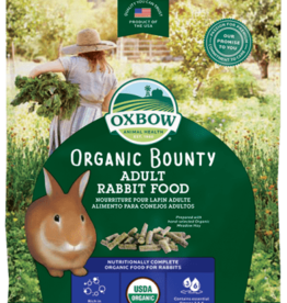 OXBOW PET PRODUCTS OXBOW ORGANIC RABBIT 3LBS