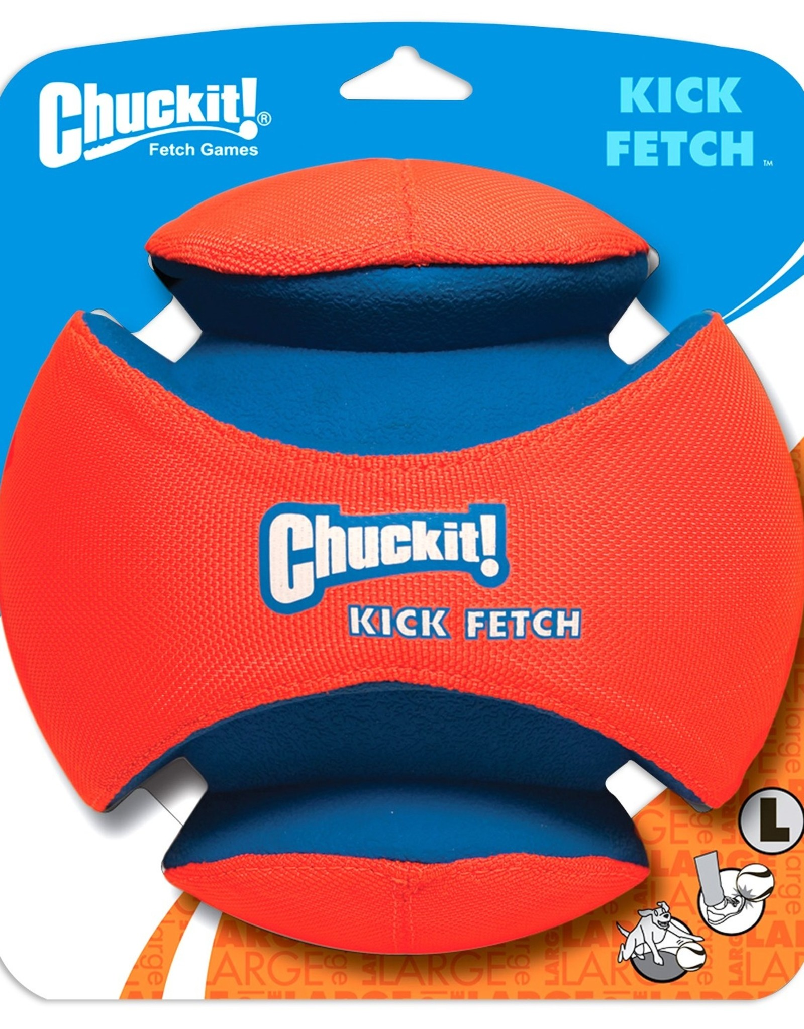 CHUCK IT! KICK FETCH LARGE