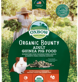OXBOW PET PRODUCTS OXBOW ORGANIC GUINEA PIG 3LBS