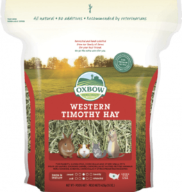 OXBOW PET PRODUCTS OXBOW WESTERN TIMOTHY HAY 40OZ