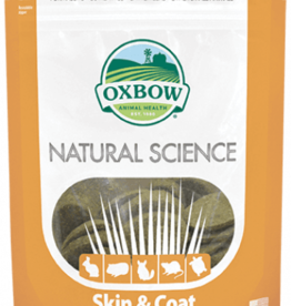 OXBOW PET PRODUCTS OXBOW NATURAL SCIENCE SKIN & COAT SUPPLEMENT