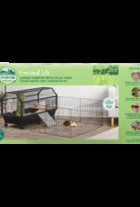 OXBOW PET PRODUCTS OXBOW LG HABITAT W/ PLAY YARD