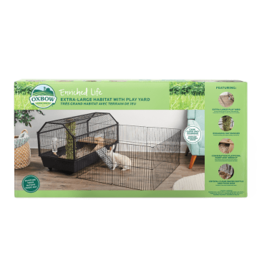 OXBOW PET PRODUCTS OXBOW XL HABITAT W/ PLAY YARD