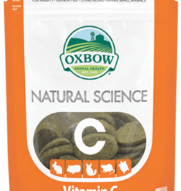 OXBOW PET PRODUCTS OXBOW NATURAL SCIENCE VITAMIN C SUPPL 60CT
