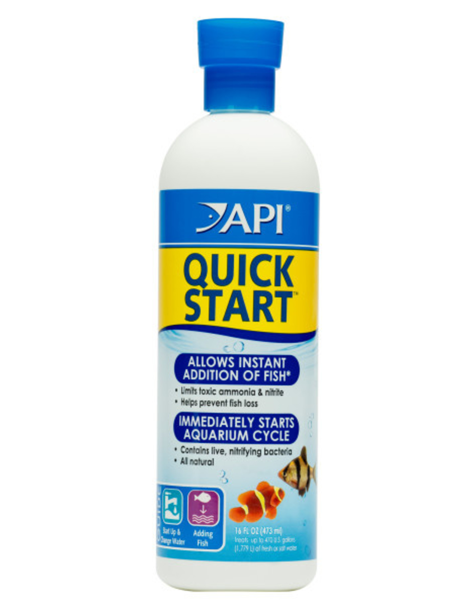 MARS FISHCARE NORTH AMERICA IN API QUICK START 8 OZ