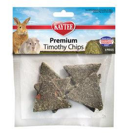 KAYTEE PRODUCTS INC KAYTEE TIMOTHY TREAT CHIPS 6CT