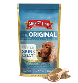 MISSING LINK MISSING LINK ORIGINAL SKIN & COAT SUPPLEMENT 16OZ