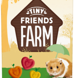SUPREME PETFOODS LIMITED TINY FARM FRIENDS HAZEL HAMSTER LOVELIES BAN, STRAW, APRICOT 4.2OZ