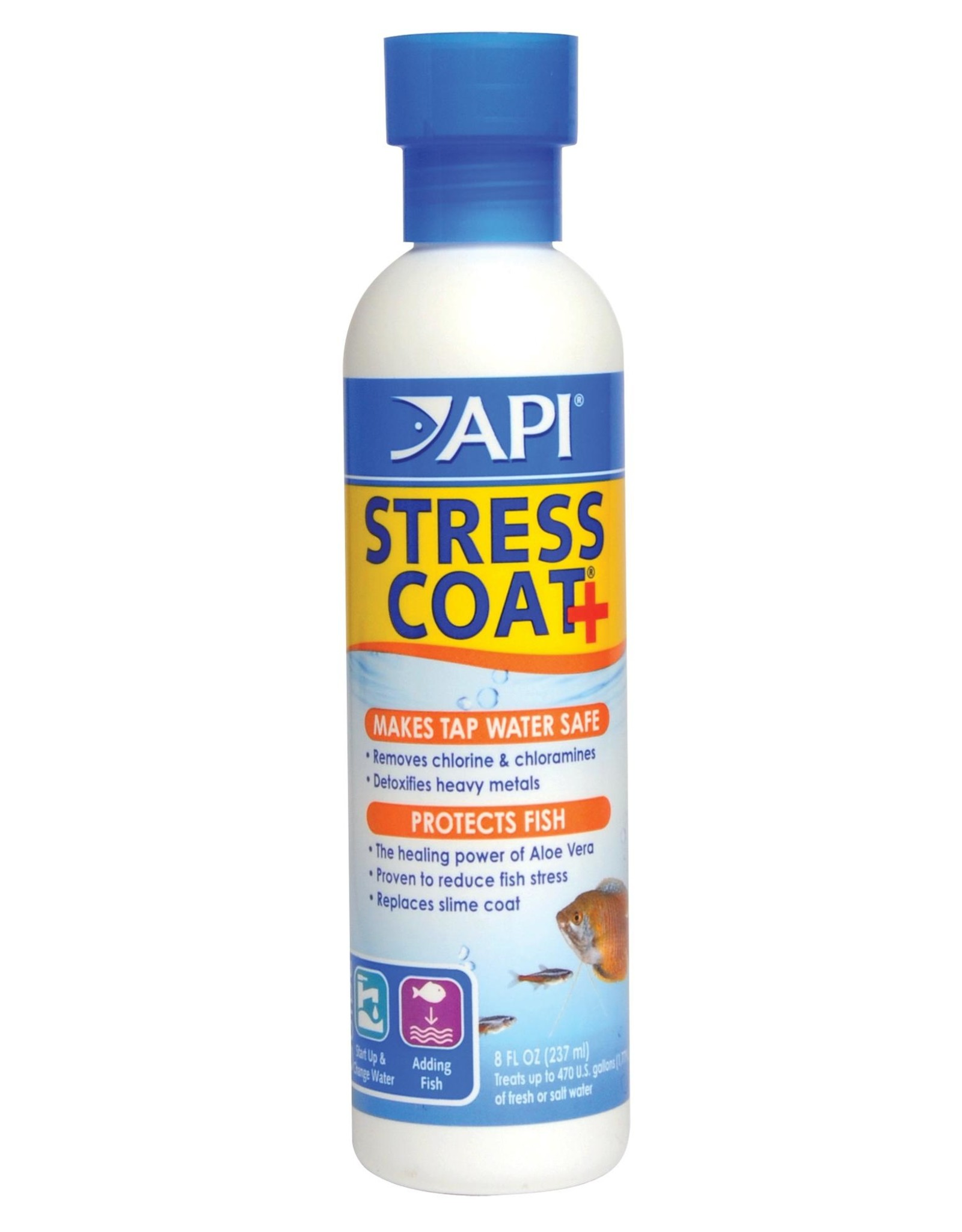 MARS FISHCARE NORTH AMERICA IN API STRESS COAT 16OZ