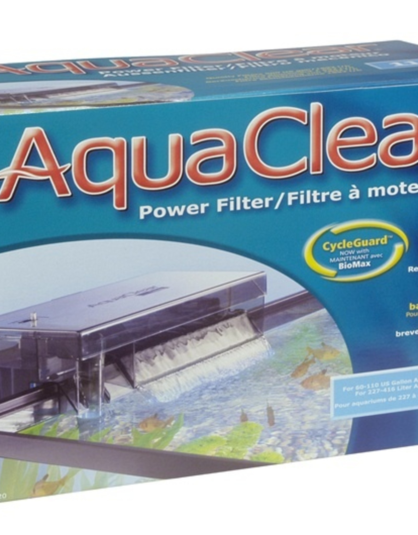 HAGEN AQUA CLEAR 110 POWER FILTER