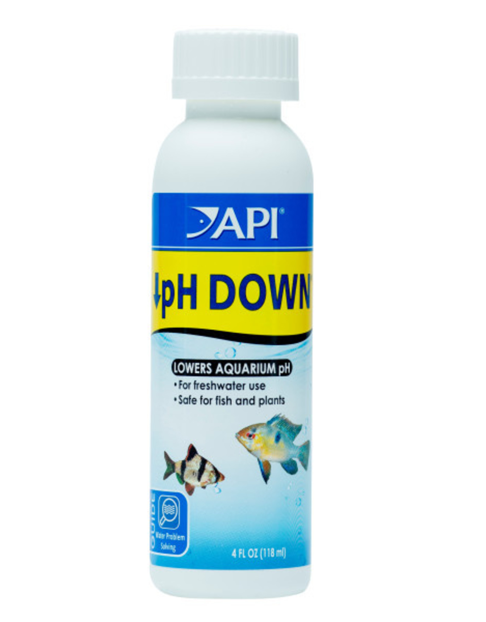 MARS FISHCARE NORTH AMERICA IN API PH DOWN 4OZ