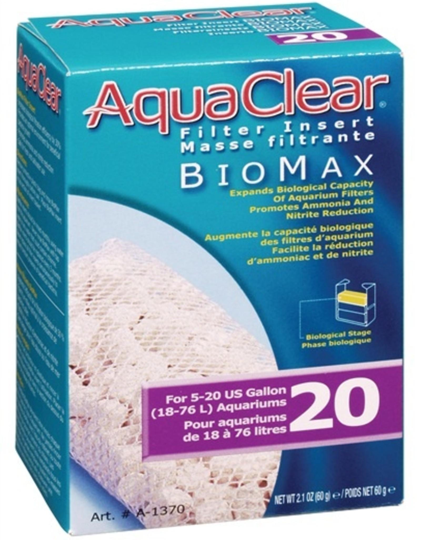 HAGEN AQUA CLEAR 20 BIOMAX