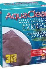 HAGEN AQUA CLEAR 50 3PK CARBON