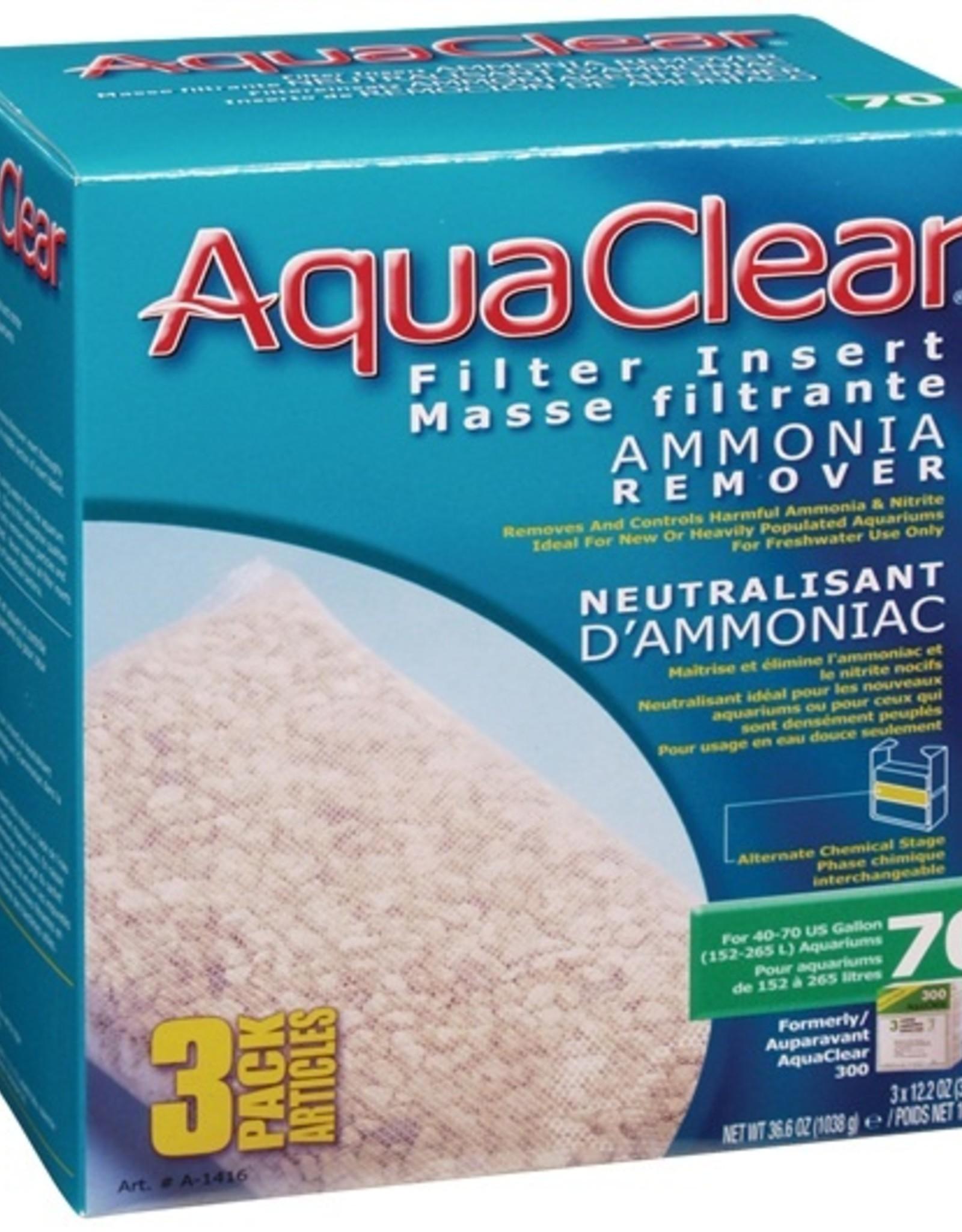 HAGEN AQUA CLEAR 70 AMMONIA REMOVER