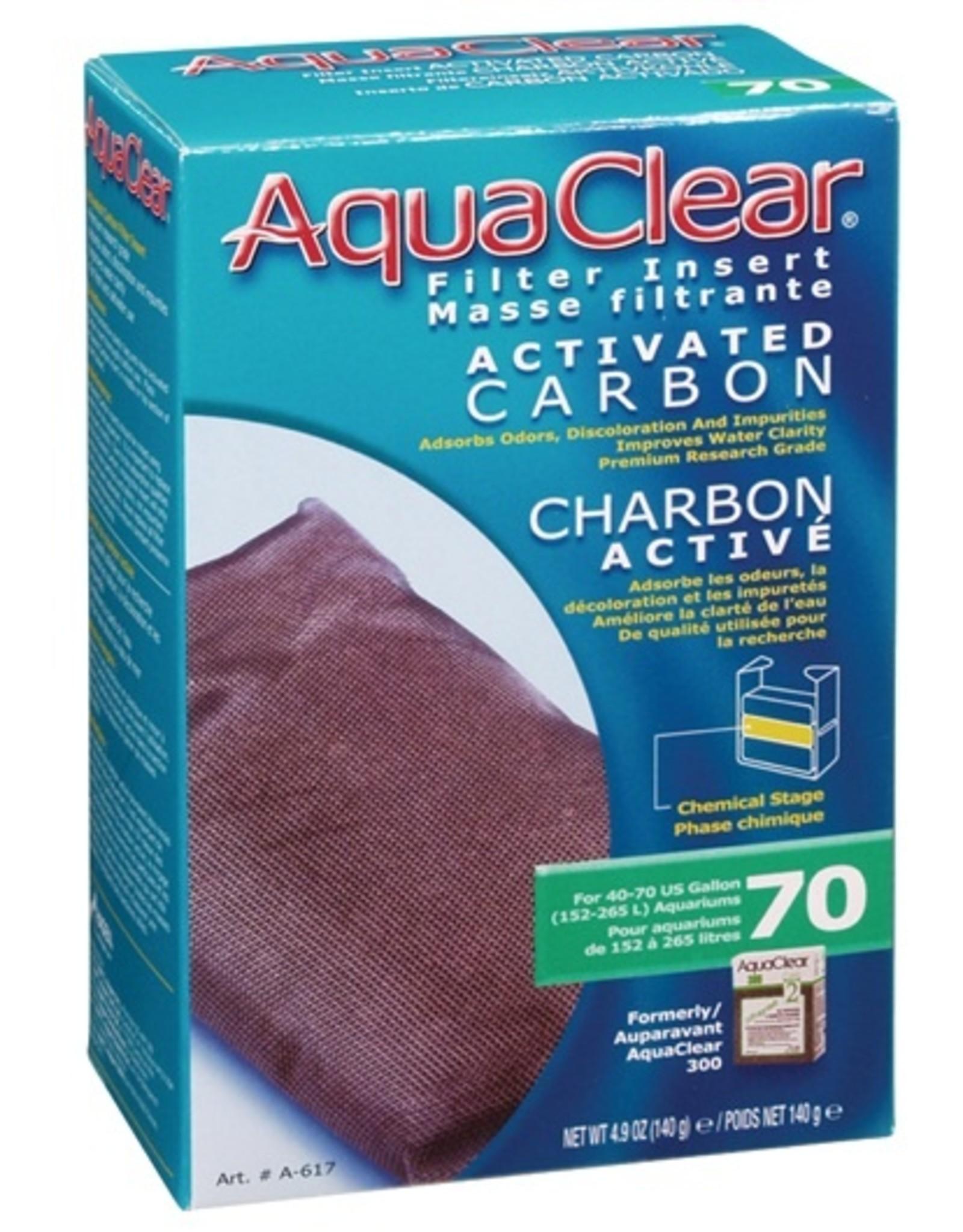 HAGEN AQUA CLEAR 70 CARBON
