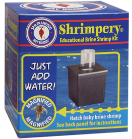 SAN FRANCISCO BAY BRAND BRINE SHRIMPERY SFBB
