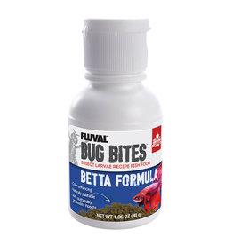 FLUVAL BUG BITES BETTA SHRIMP FORMULA 1.05OZ