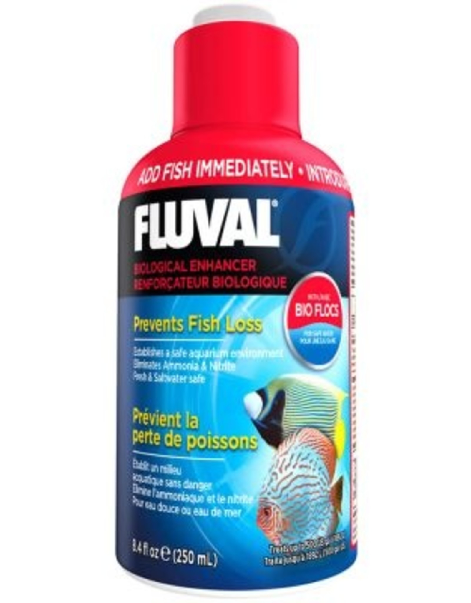HAGEN FLUVAL CYCLE CONC BIOLOGICAL ENHANCER 8.4OZ