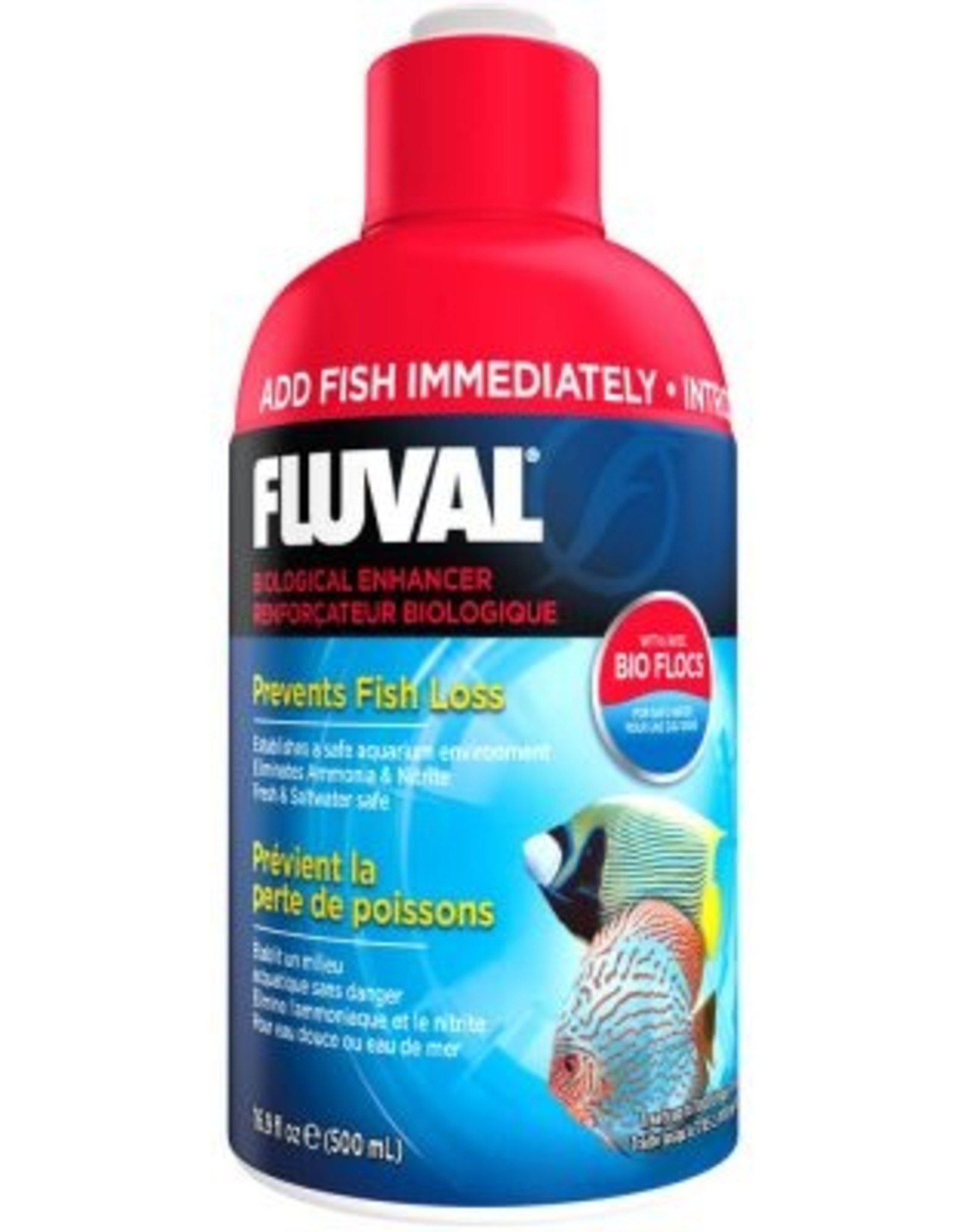 HAGEN FLUVAL CYCLE CONC BIOLOGICAL ENHANCER 16.9OZ