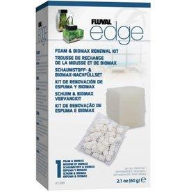 FLUVAL FLUVAL EDGE FOAM & BIOMAX REPLACEMENT