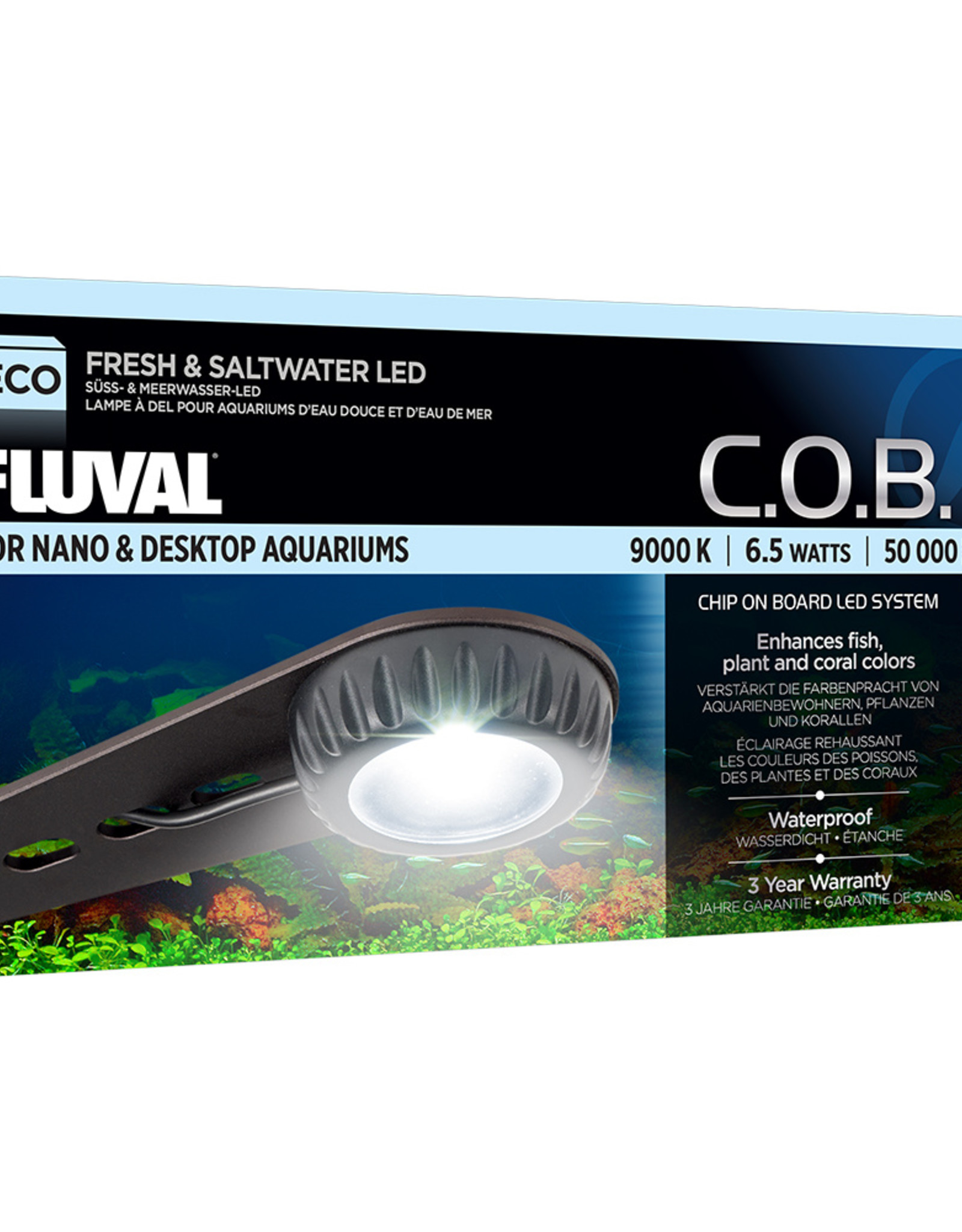 FLUVAL FLUVAL C.O.B  (CLIP ON BOARD) NANO LED 6.5W