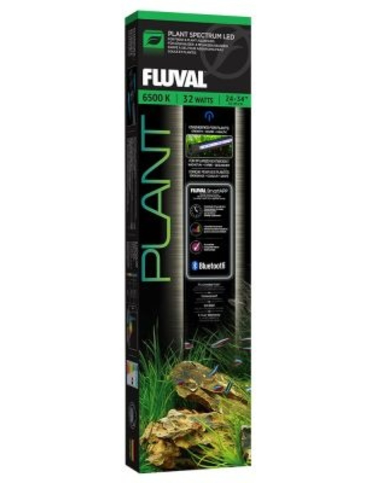 "FLUVAL FLUVAL PLANT  SPECTRUM BLUETOOTH LED 32W 24-34"""