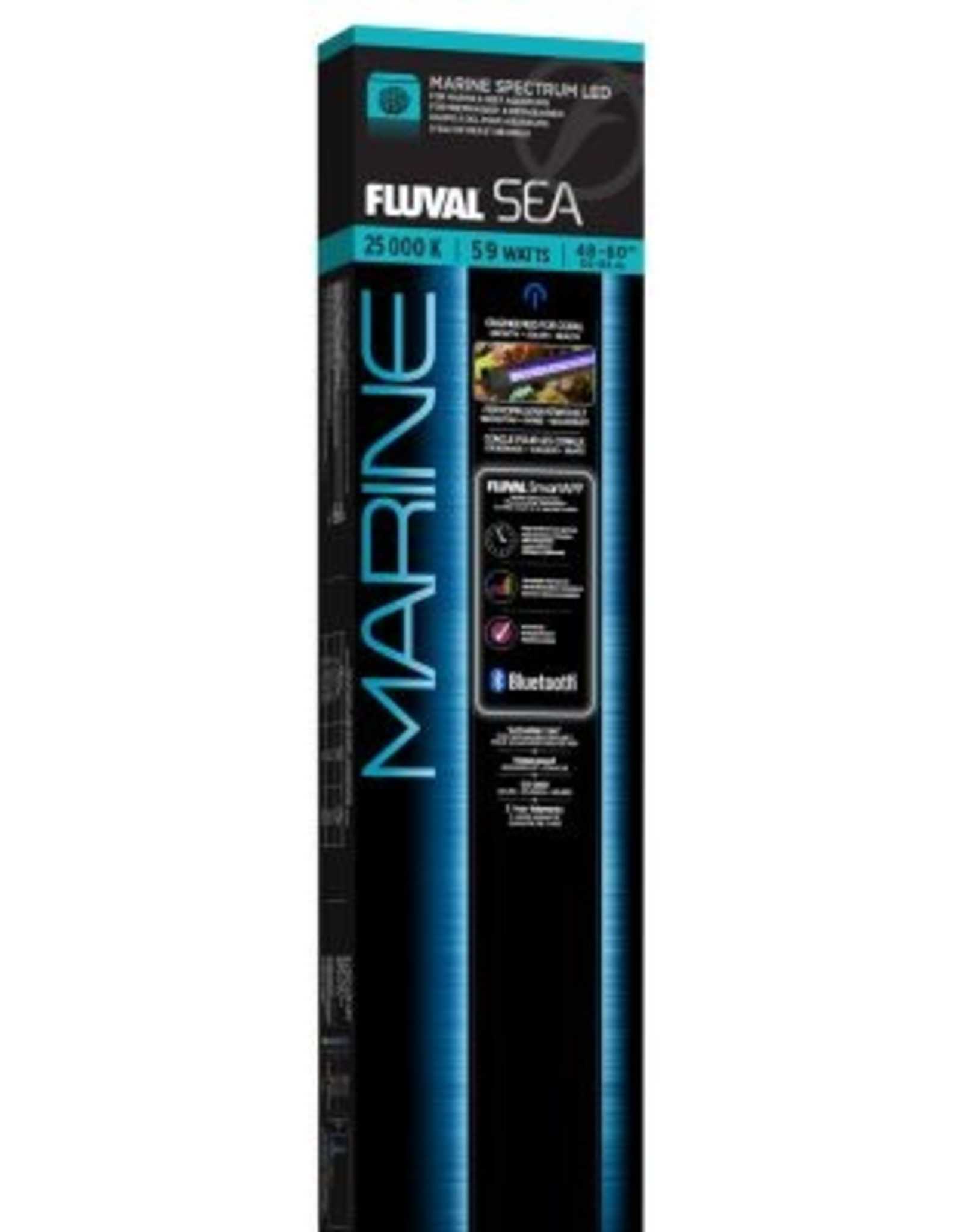 FLUVAL FLUVAL MARINE 3.0 SPECTRUM BLUETOOTH LED 59W 48-60""
