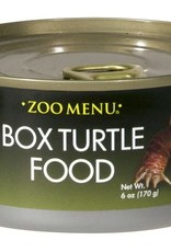 ZOO MED LABS INC BOX TURTLE FOOD 6OZ CAN ZOOMED