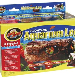 ZOO MED LABS INC ZOOMED FLOATING AQUARIUM LOG SMALL