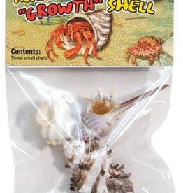 ZOO MED LABS INC ZOOMED HERMIT CRAB SHELL 3 SMALL