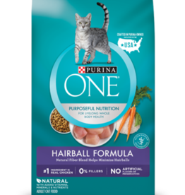 PURINA ONE CAT HAIRBALL FORMULA 7LBS