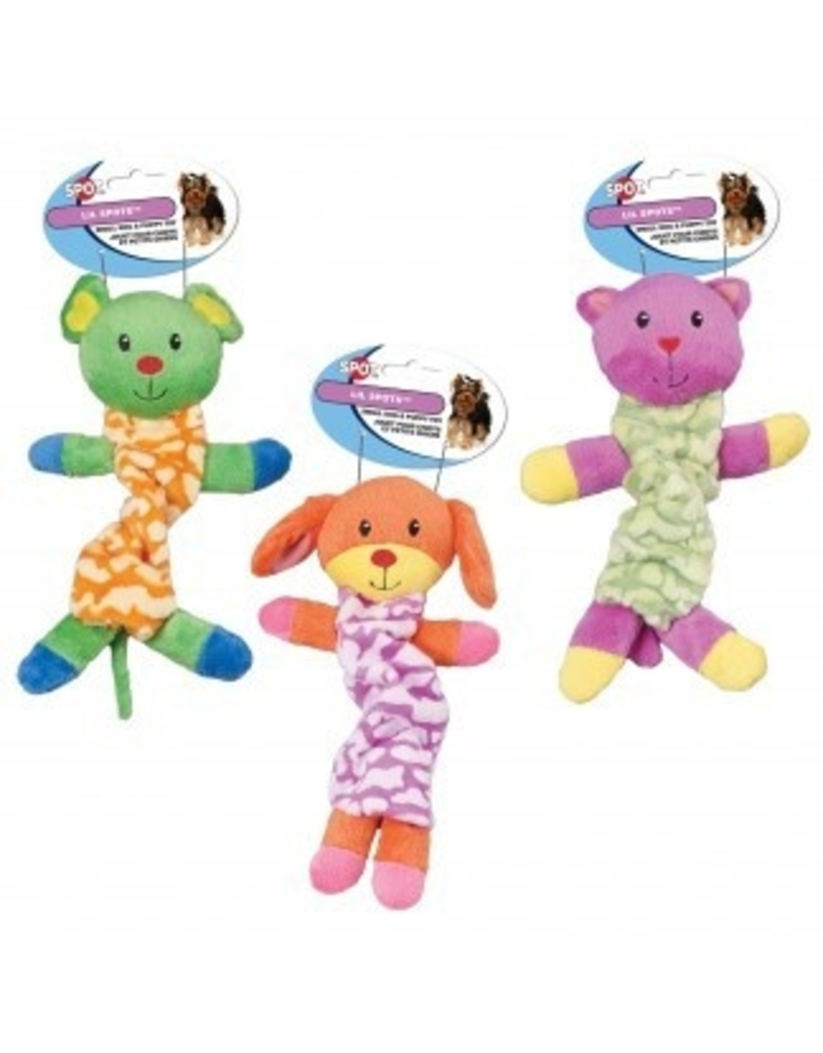 ETHICAL PRODUCTS, INC. LIL SPOTS PLUSH BUNGEE