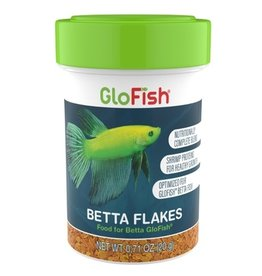 GLOFISH BETTA FLAKE 0.7 OZ