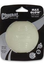 CHUCK IT MAX GLOW BALL MD