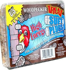 C AND S PRODUCTS CO INC P SUET PLUGS WOODPECKER