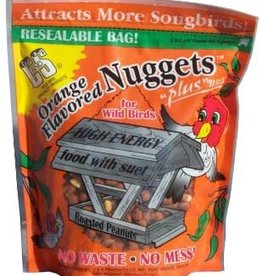 C AND S PRODUCTS CO INC P SUET NUGGET ORANGE 27OZ
