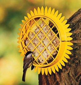 WOODLINK WOODLINK SUNFLOWER SUET FEEDER
