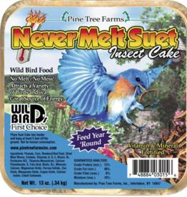 PINE TREE FARMS INC PINE TREE FARMS INSECT SUET CAKE 13OZ
