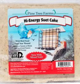 PINE TREE FARMS INC HIGH ENERGY SUET CAKE 3#