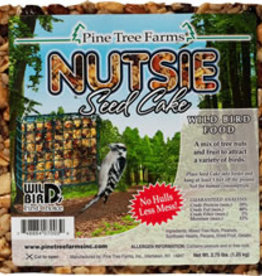 PINE TREE FARMS INC SUET NUTSIE CAKE 2.75#