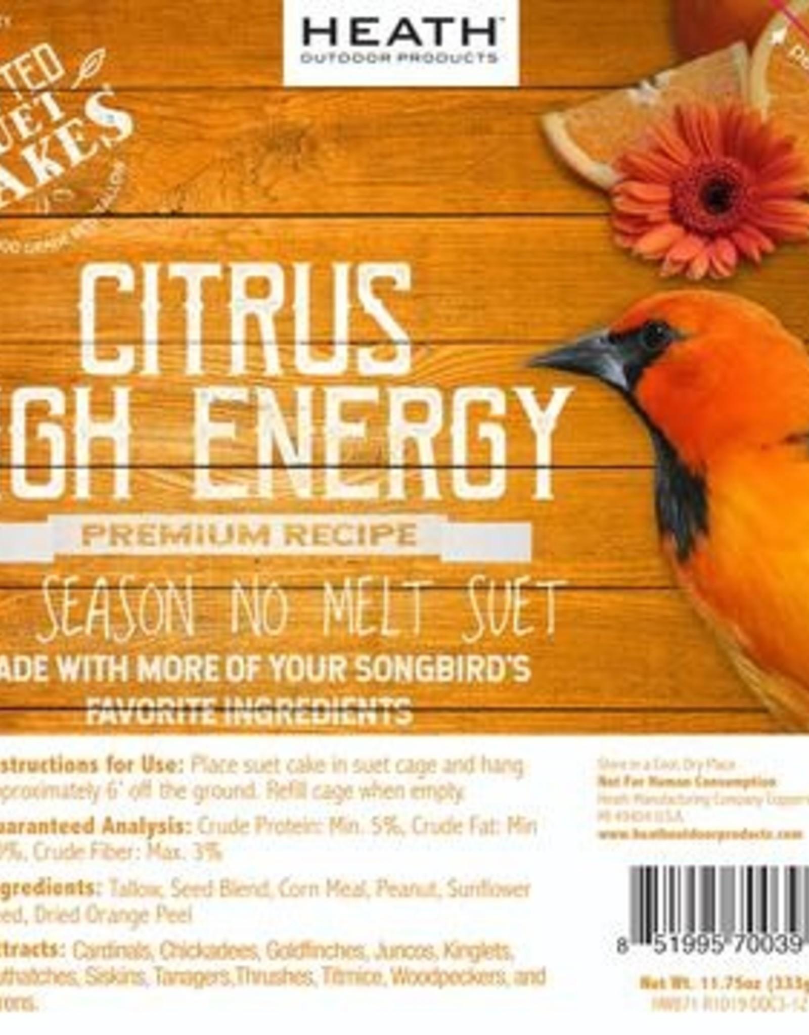 CRAFT PREMIUM CITRUS HIGH ENERGY SUET  11.75