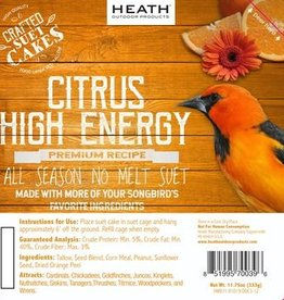 CRAFT PREMIUM CITRUS HIGH ENERGY SUET  11.75