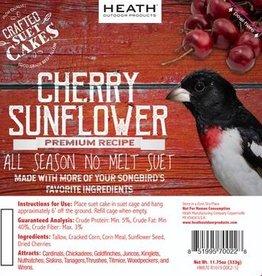 CRAFT PREMIUM CHERRY SUNFLOWER SUET  11.75
