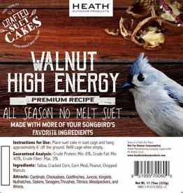 CRAFT PREMIUM TREAT SUET WALNUT HIGH ENERGY 11.75