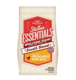 STELLA & CHEWY'S LLC STELLA & CHEWY'S ESSENTIALS CHICKEN & ANCIENT GRAINS SMALL BREED 3LBS