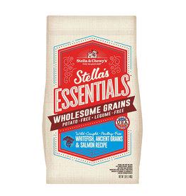 STELLA & CHEWY'S LLC STELLA & CHEWY'S ESSENTIALS ANCIENT GRAINS WHITEFISH & SALMON 25LBS