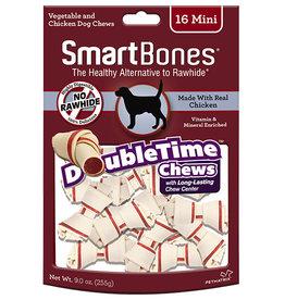SMARTBONES DOUBLETIME BONE CHICK MINI 16PK