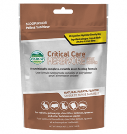 OXBOW PET PRODUCTS OXBOW CRITICAL CARE FINE GRIND 100G